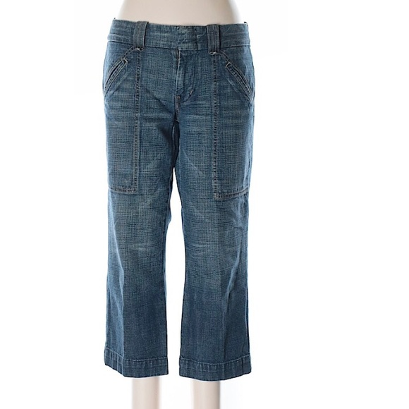 7 For All Mankind Denim - 7 for all mankind capris (32)
